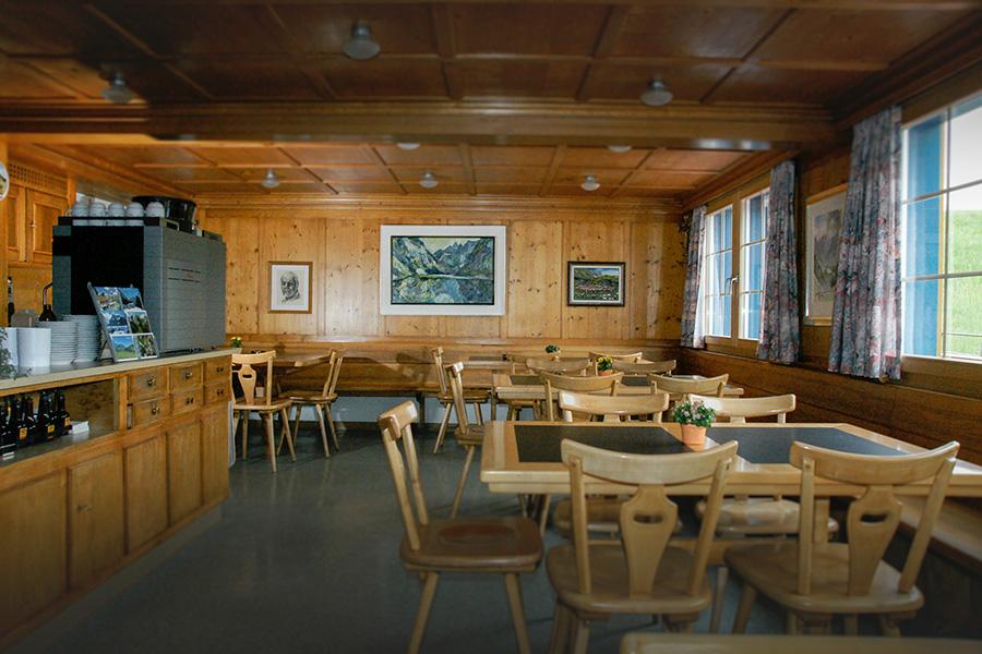 Restaurant - Schäfli Steinegg